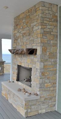 Interior Stone Veneer >> Thin Stone Veneer at Potts Masonry in Holland, MI
