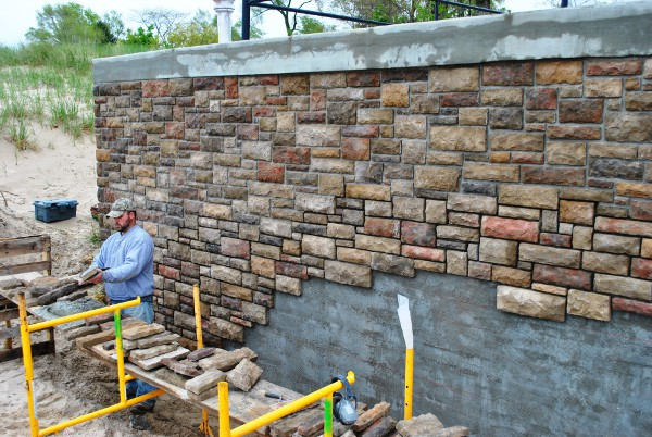 Cultured Stone At Potts Masonry In